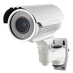 Sicherheit Videoüberwachung Hybrid 2Mpx 1080P Full HD SONY CMOS AHD CVI TVI CVBS Nachtsicht Objektiv Vario Zoom 4x 2.8–12mm